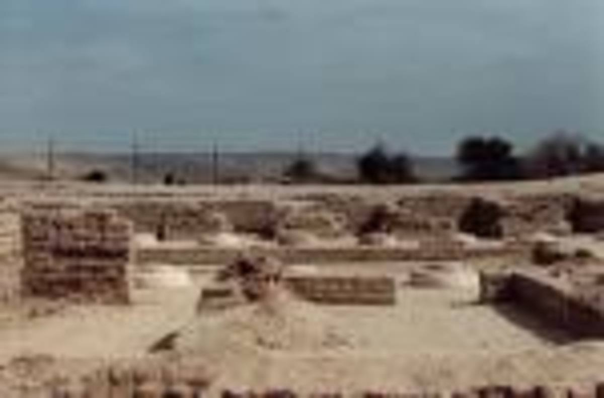 Tell El Amarna - Deir Mawas 280 miles south of Cairo. This was the new capital city founded by Akhanaton Tell El Amarna was formerly known as Akhenaten. The word Amarna, came from the Bedouin clan that settled in this village