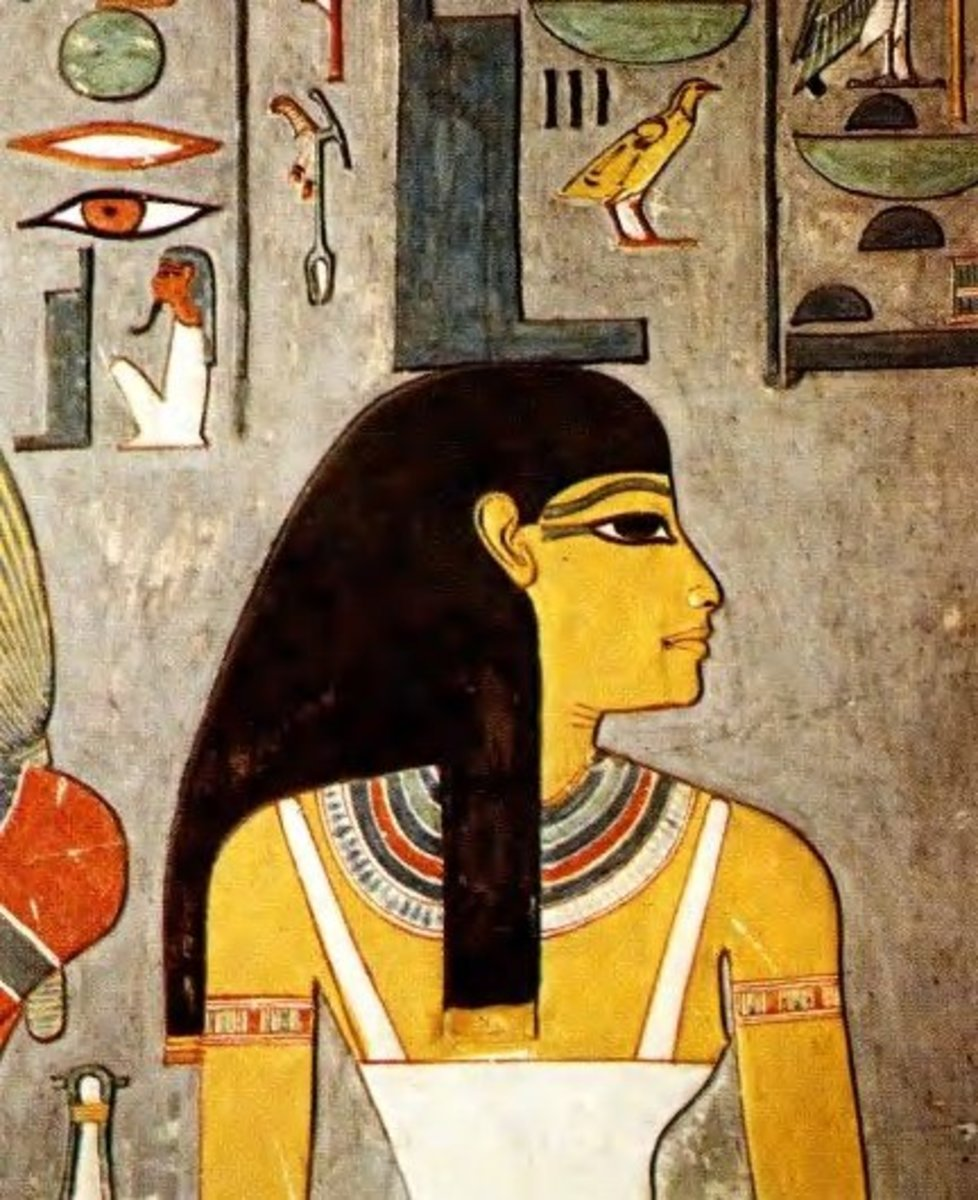 Isis: Egyptian Triple Goddess. Mother Goddess and bringer of life Passion: Life and Procreation