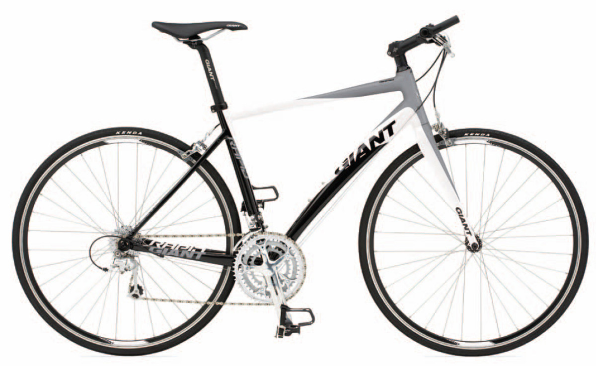2010 Giant Rapid Bicycle Review