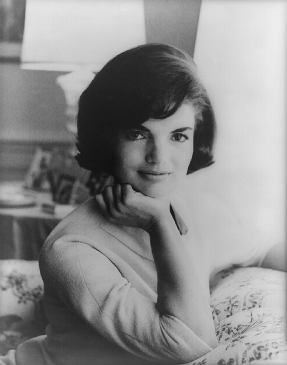 Jackie Kennedy photograph