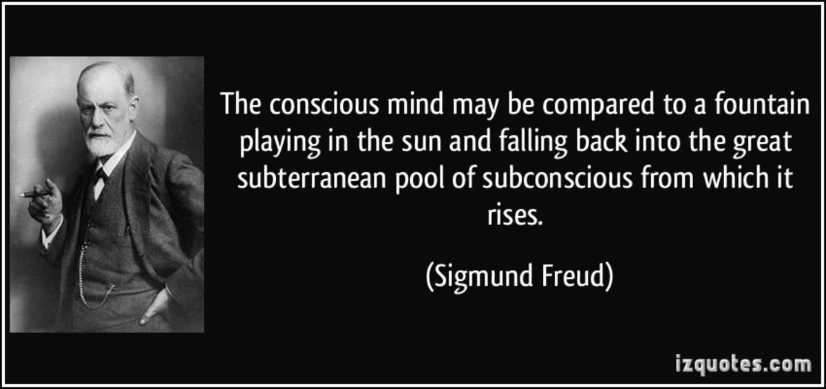 reaction paper on sigmund freud On the classical elements in conrad and freud (here just conrad):  modernist  primitivism is after all, in a sense, a reaction to and departure from the classical   it seems to find its resolution in sigmund freud's assertion that in many ways.