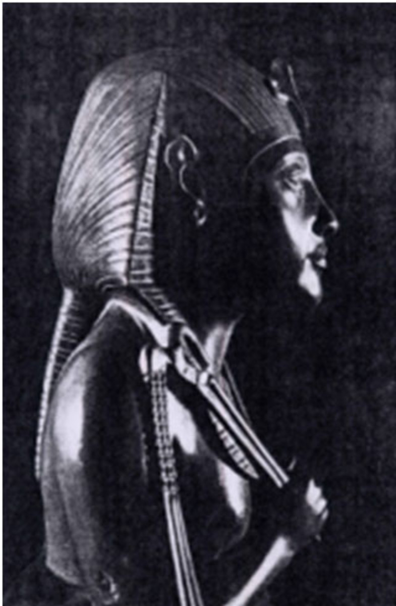 Akhenaten and the Kikuyu People of Kenya - More Than Meets the Eye