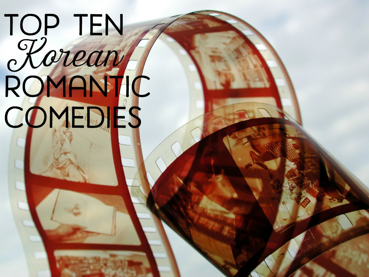 Top Ten Best Korean Romantic Comedy Films