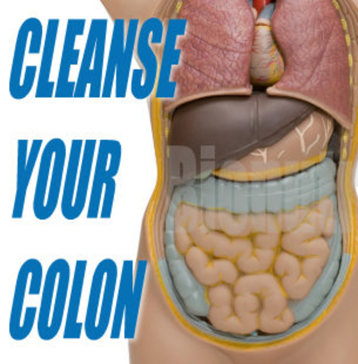 Colon Cleansing and Detoxification for a fitter and healthier me