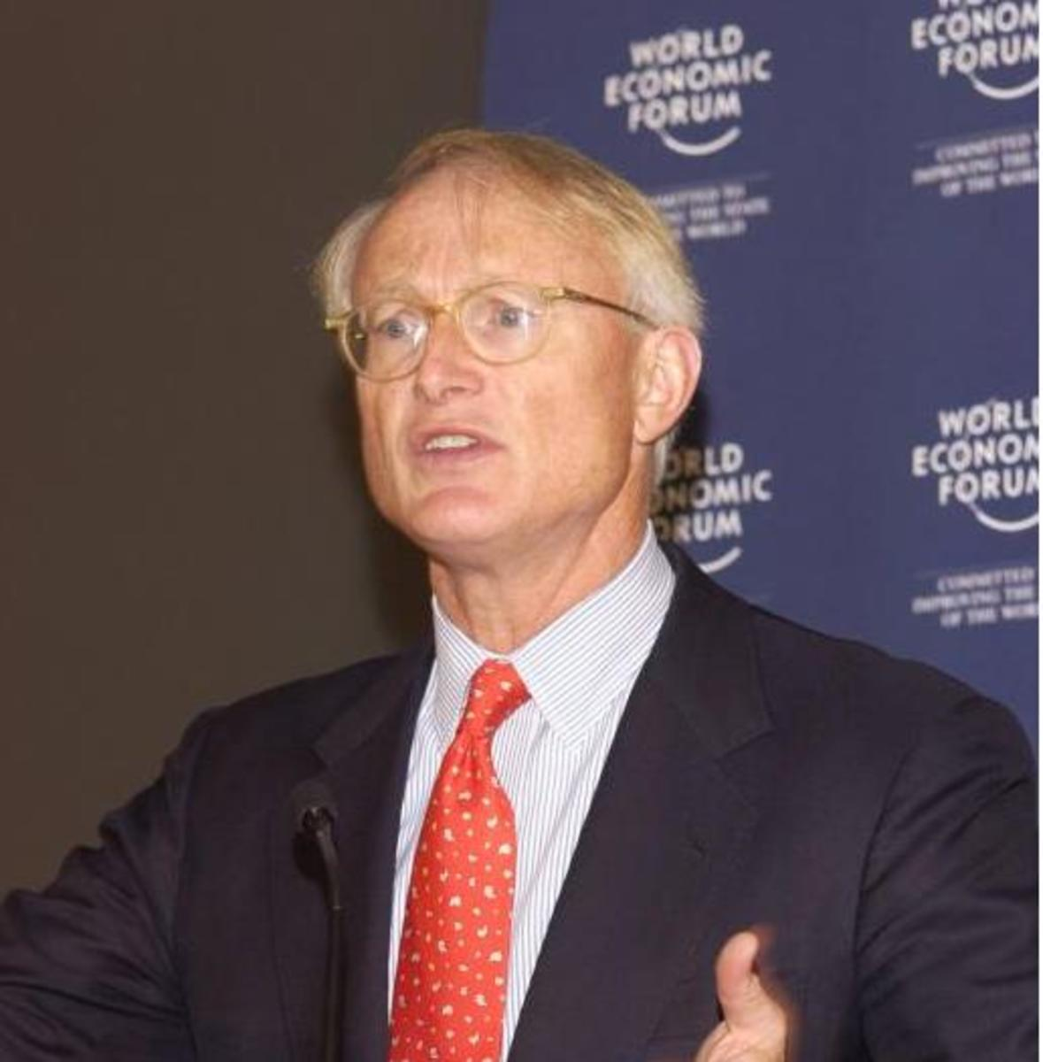 Michael Porter, the Guru of Business Research.