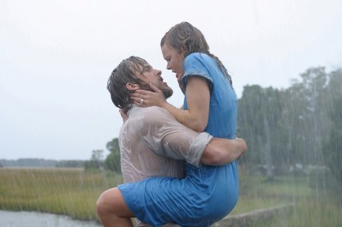 The Notebook by Nicholas Sparks:  Book or Movie?