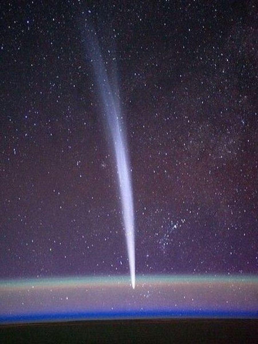 comets last ten years