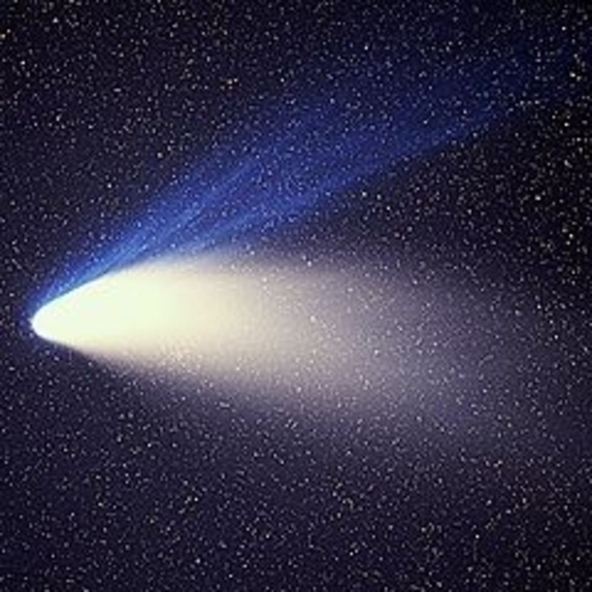 Five Comets of the Last 25 Years