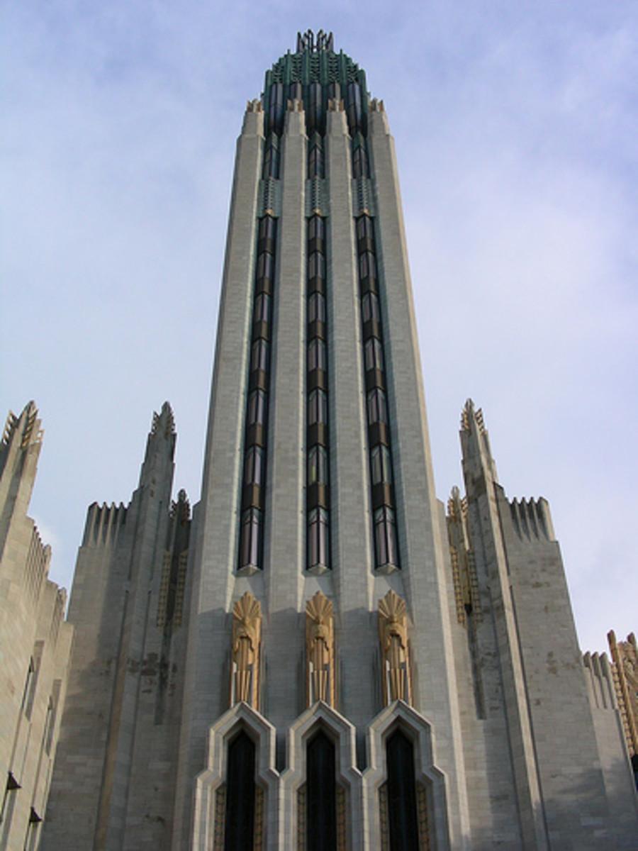 Tulsa Landmarks: Boston Avenue United Methodist Church