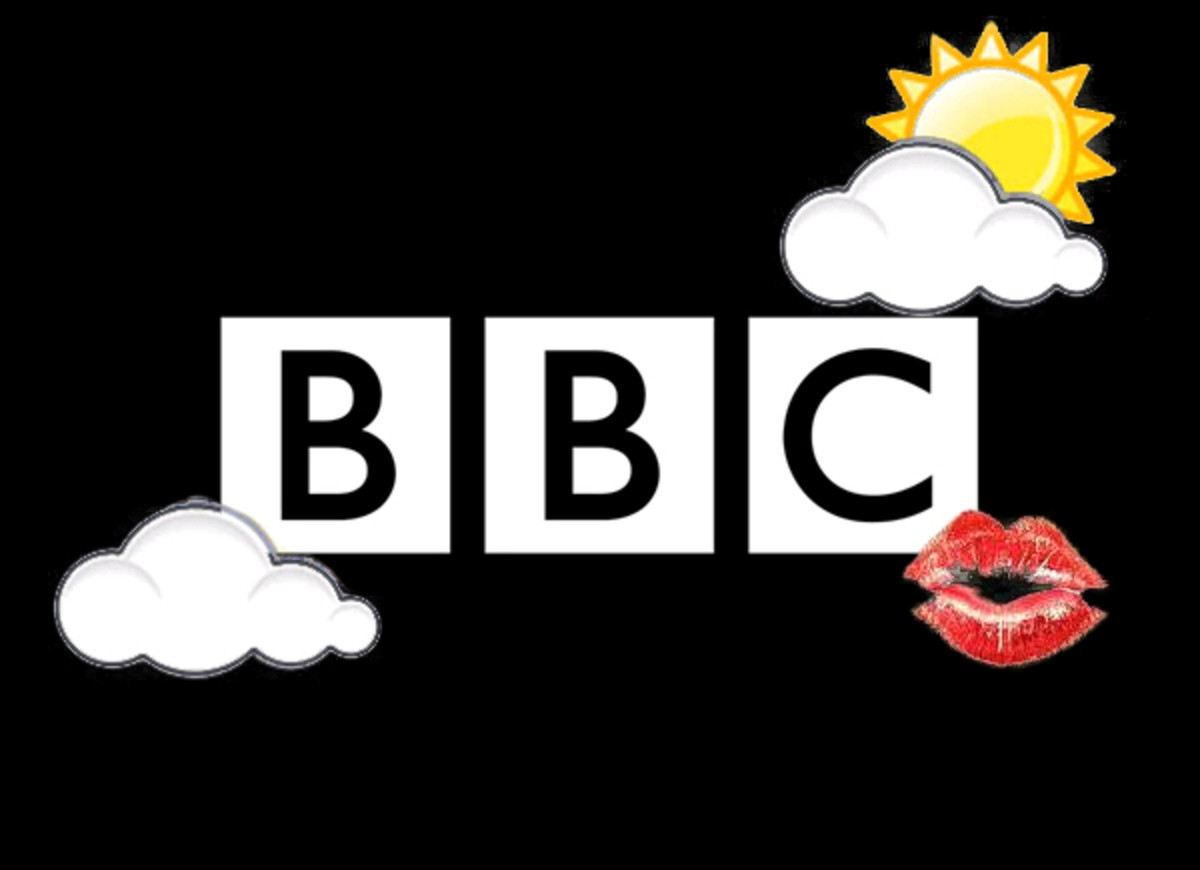 BBC weather girls logo