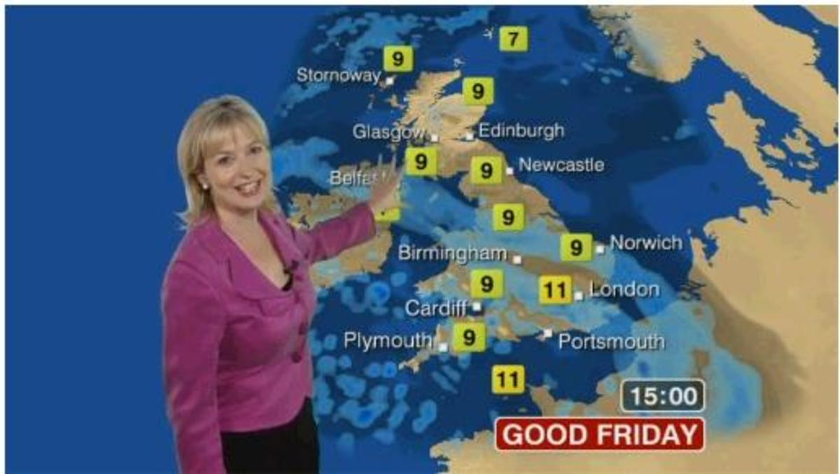 carol Kirkwood breasts