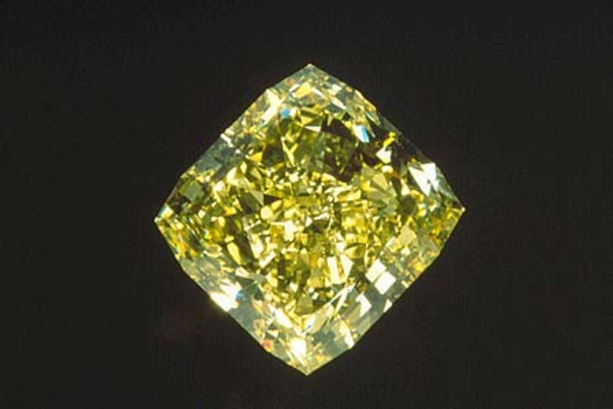 Canary diamond from fastcashdiamond.com