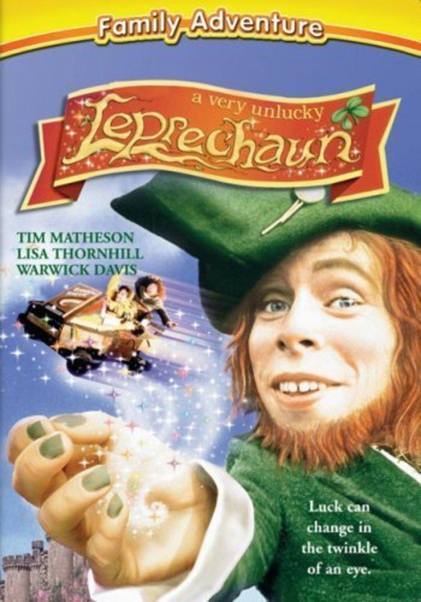 A Very Unlucky Leprechaun (1998)