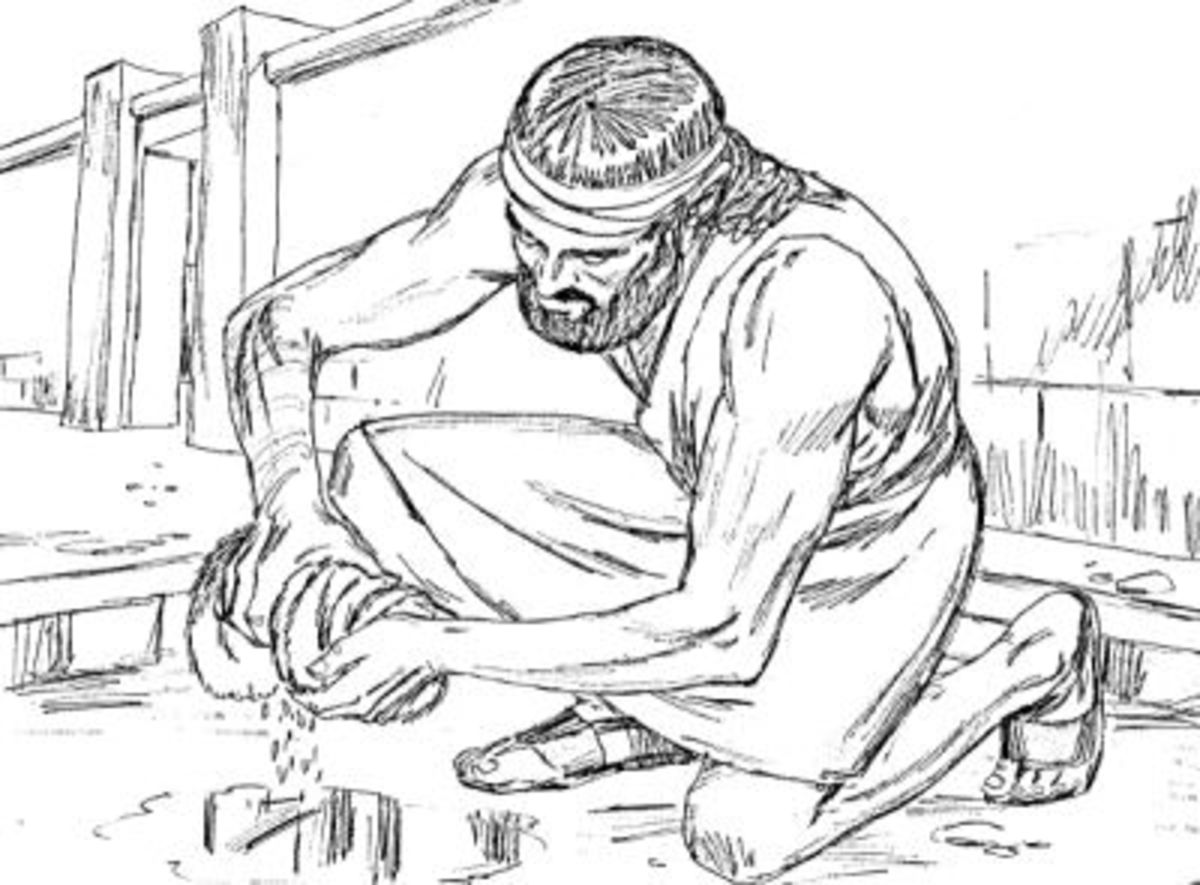 Bible Coloring Pages Old Testament Hubpages