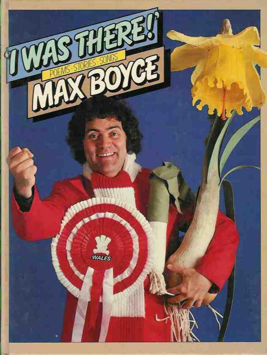 Max Boyce, Rugby, Leeks and Comedy