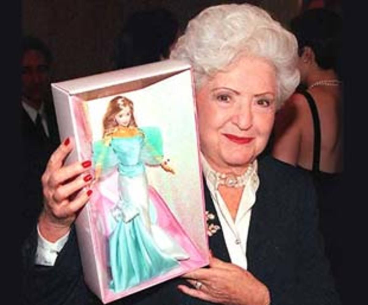 Women Inventor Ruth Handler Patented Barbie
