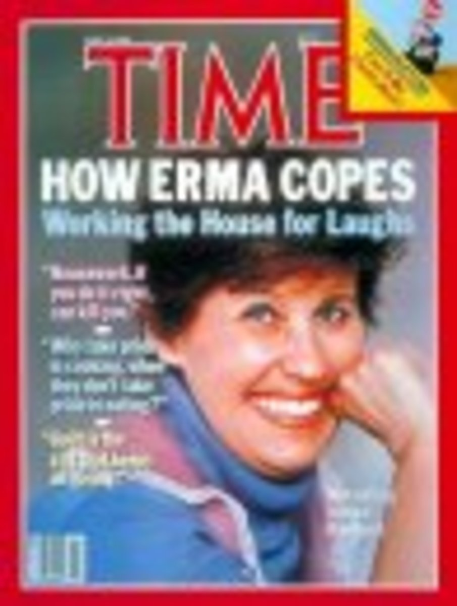 Erma on 'Time' Magazine