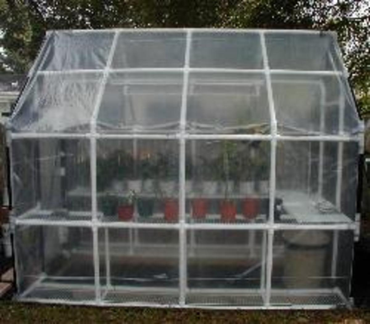 build a homemade greenhouse homedesignpictures