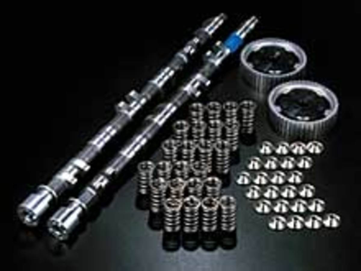 Jun RB20 Camshafts