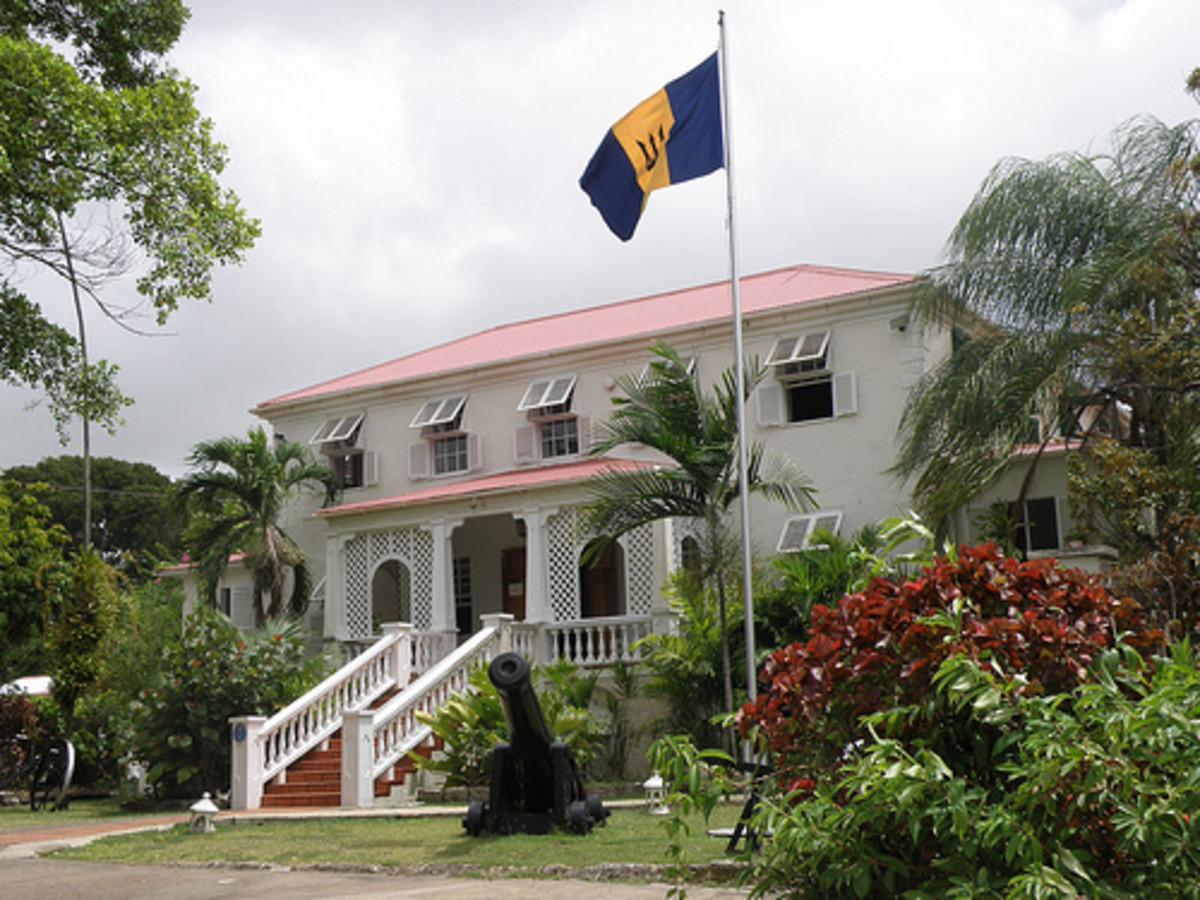 Sunbury Plantation House