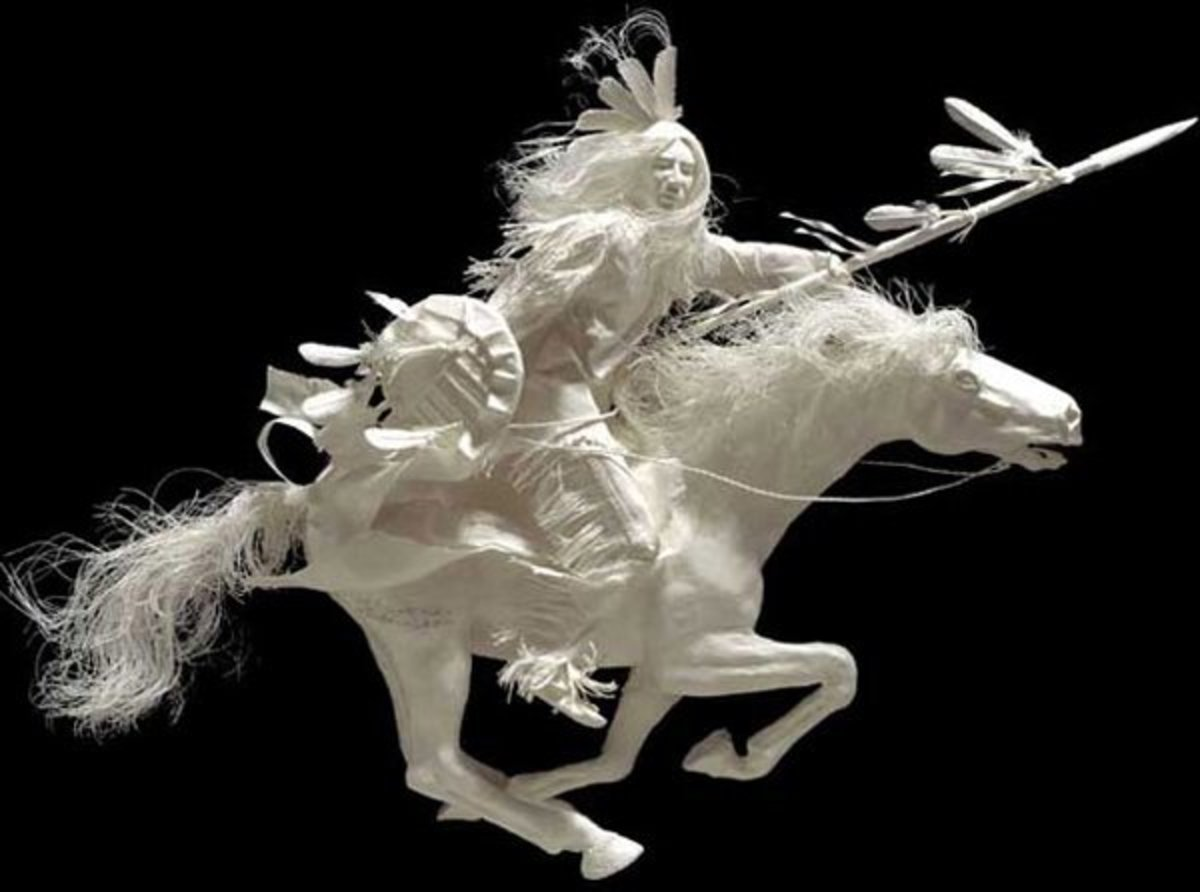 Paper Casting: The Amazing Art of Allen and Patty Eckman