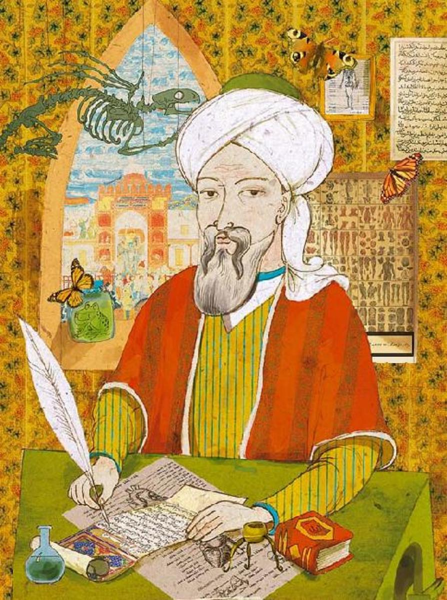 Avicenna In his Canon of Medicine he made clear the vital importance of color in both diagnosis and treatment