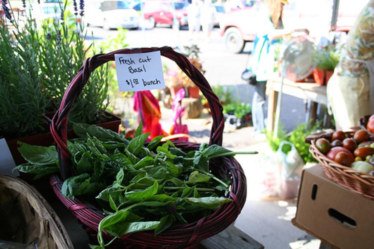 Paducah, Ky Farmer's Market