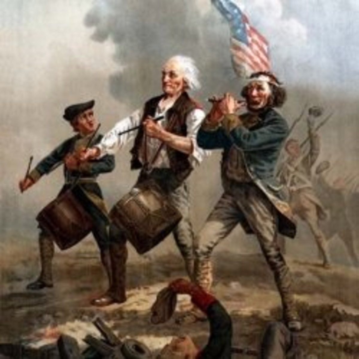 Please help! I need to write an essay about u.s history in my 8th grade history class?