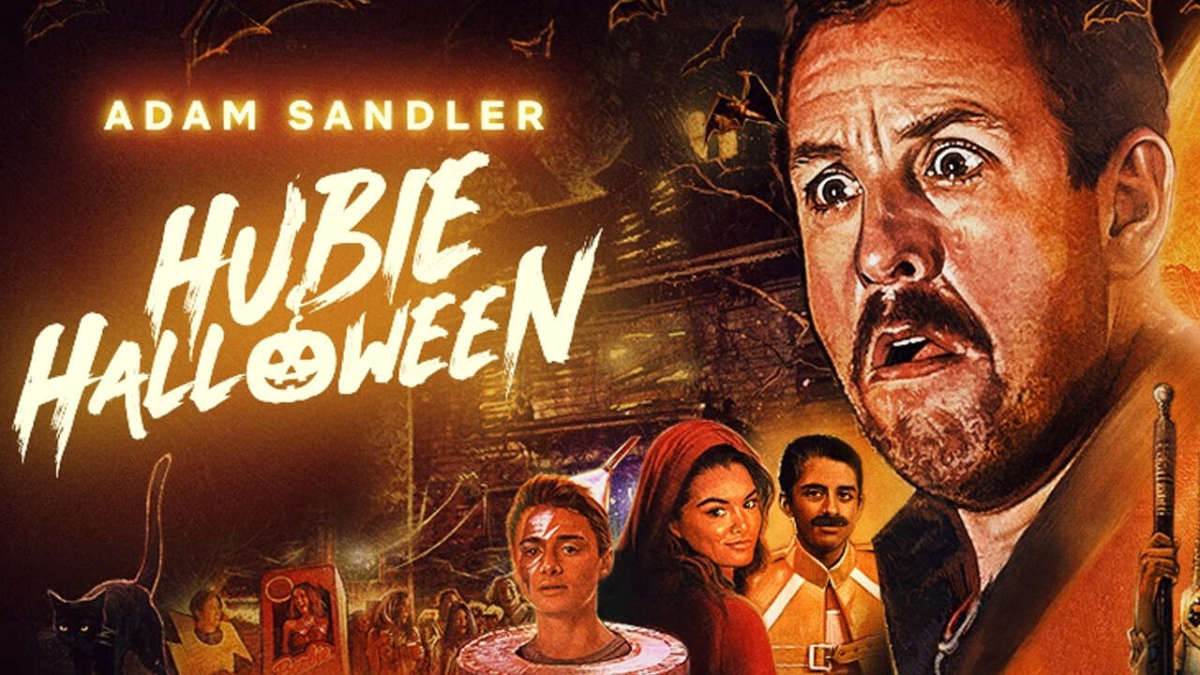 Hubie Halloween Film Review