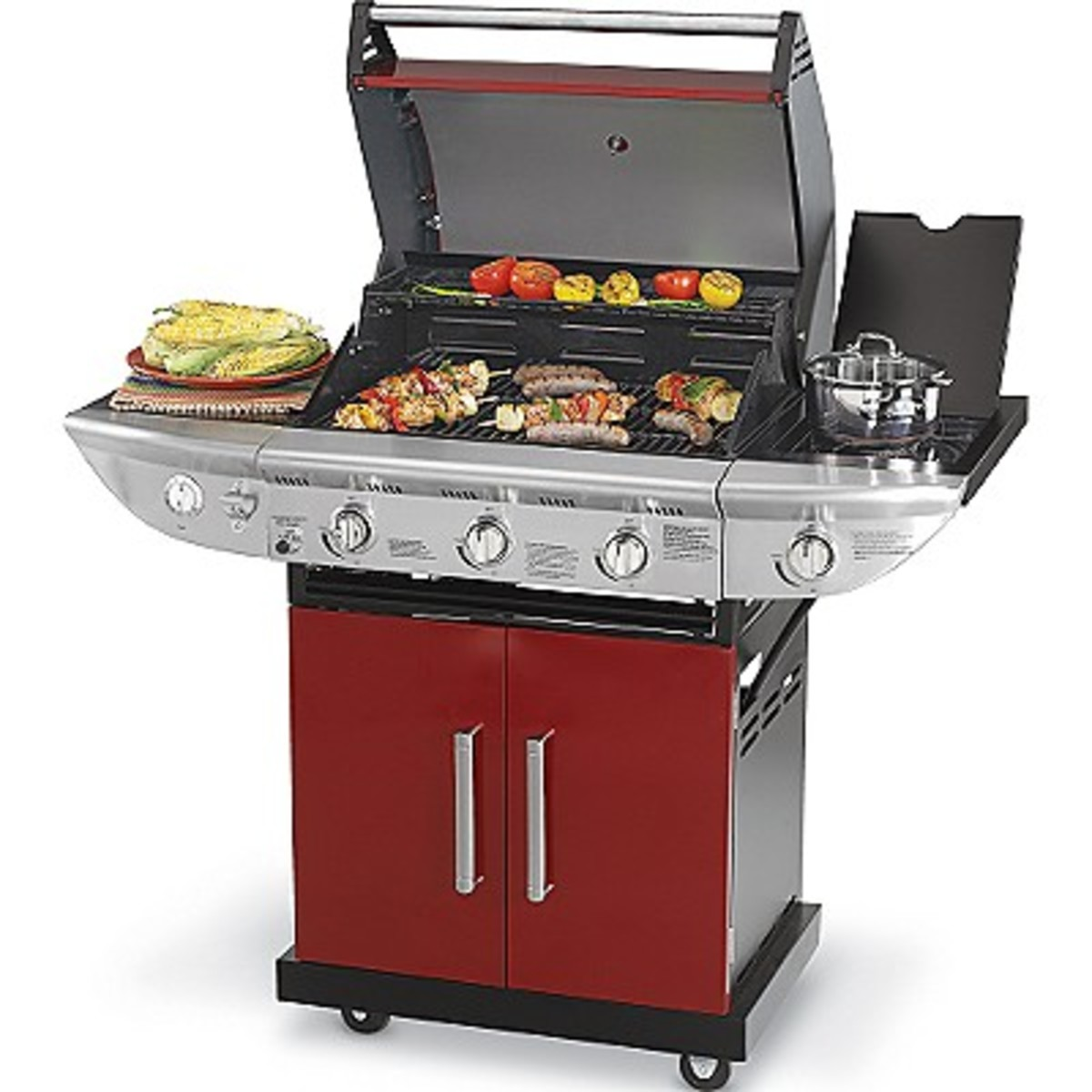Kenmore Barbeque Grills At Sears And Replacement Parts For