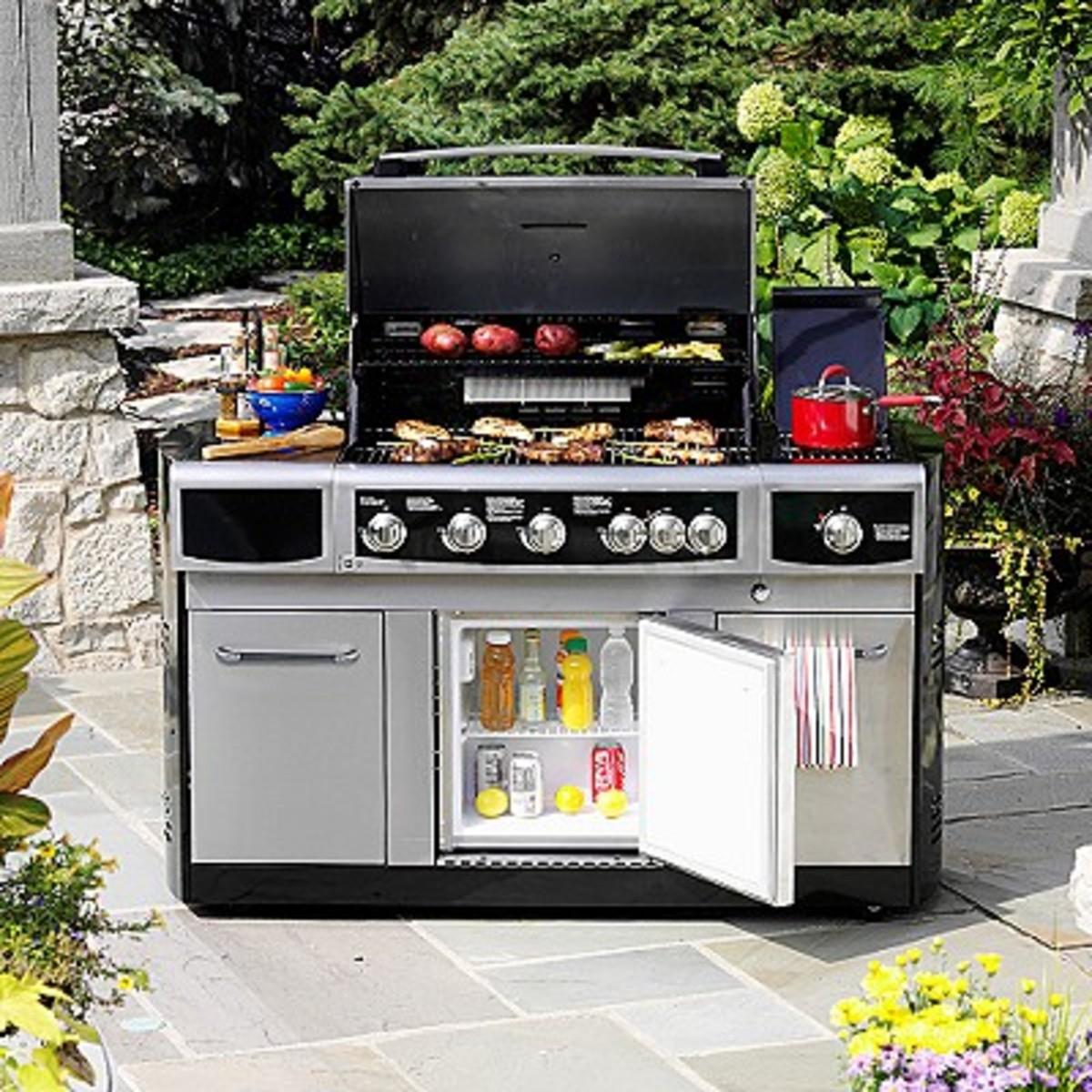 Kenmore grill island model. 810-0010