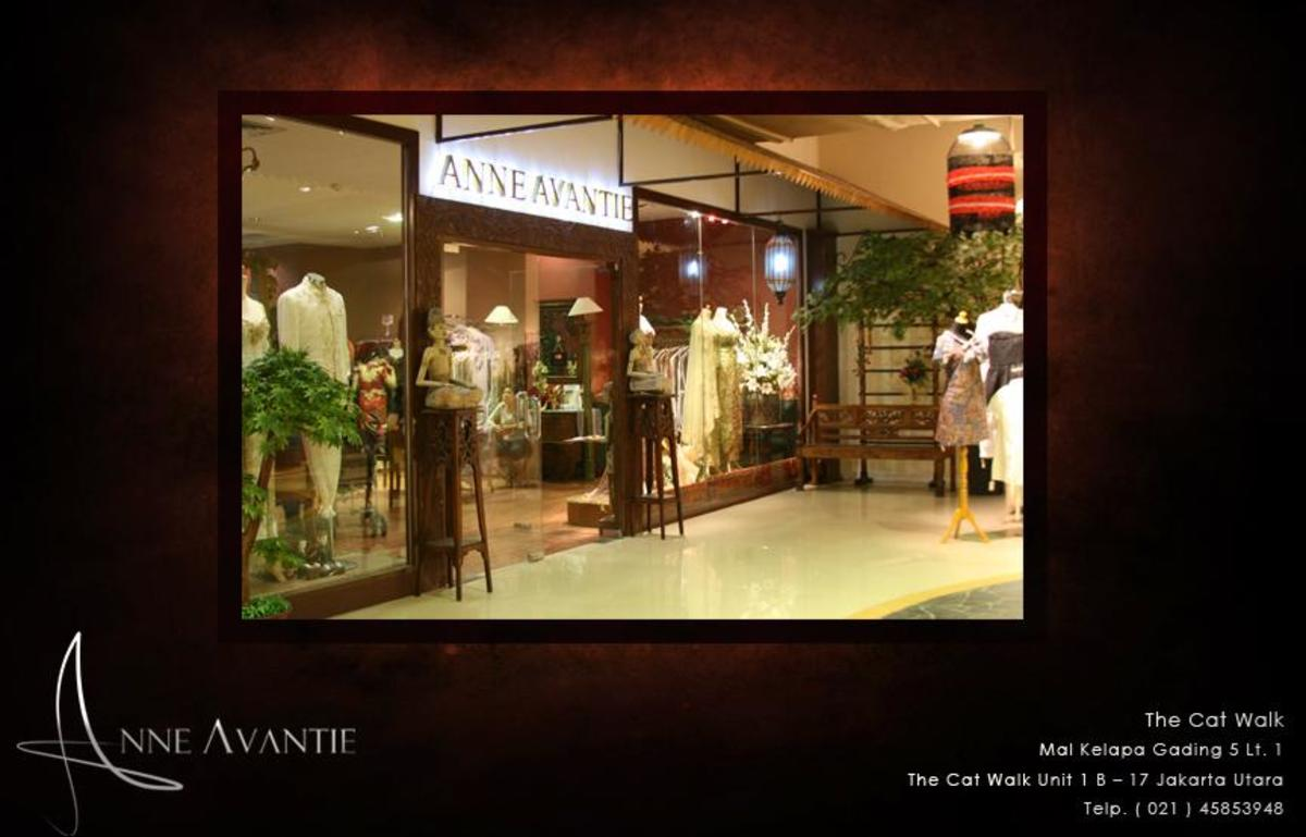 The Catwalk, courtesy of anneavantie.com
