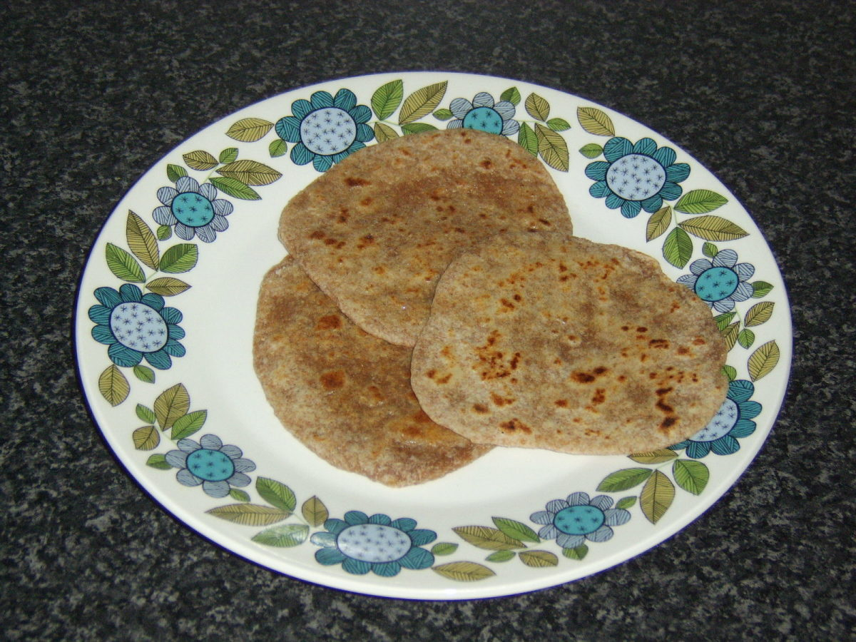 how-to-make-chapatis
