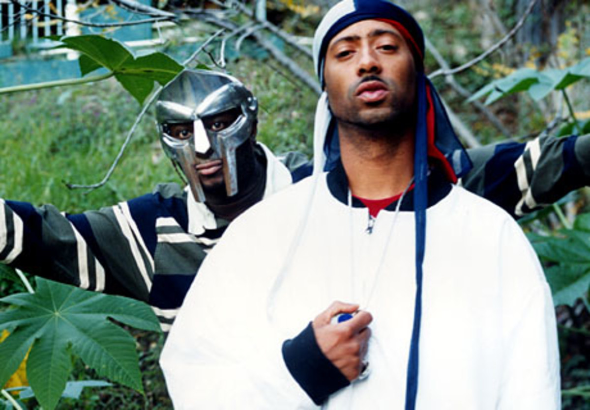 Danger Doom : a combination of dangermouse, and dr doom teaming up to provide a deadly lyrical flow combination.