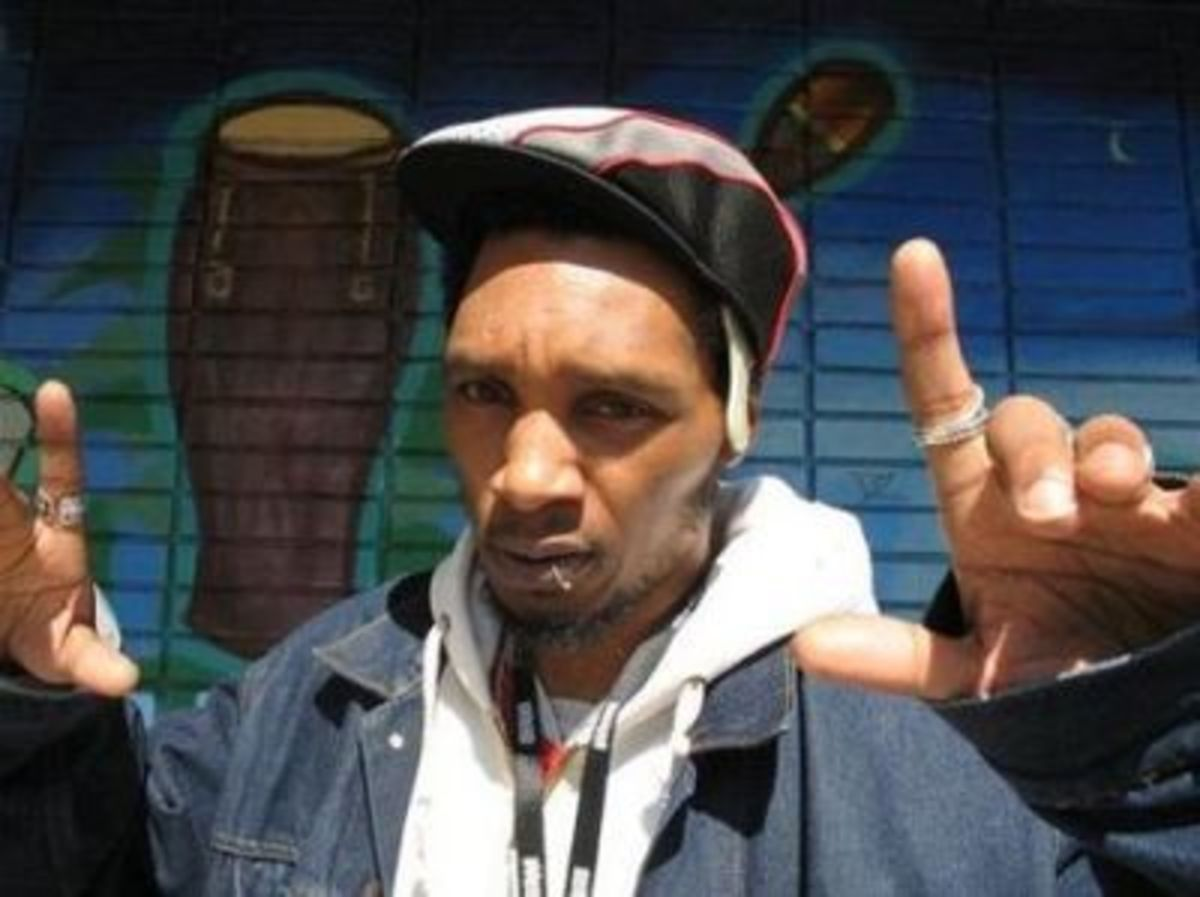 Del tha Funkee Homosapien : Del gets huge props for being one of the few really independent artists that carves his mark on the hip hop scene.