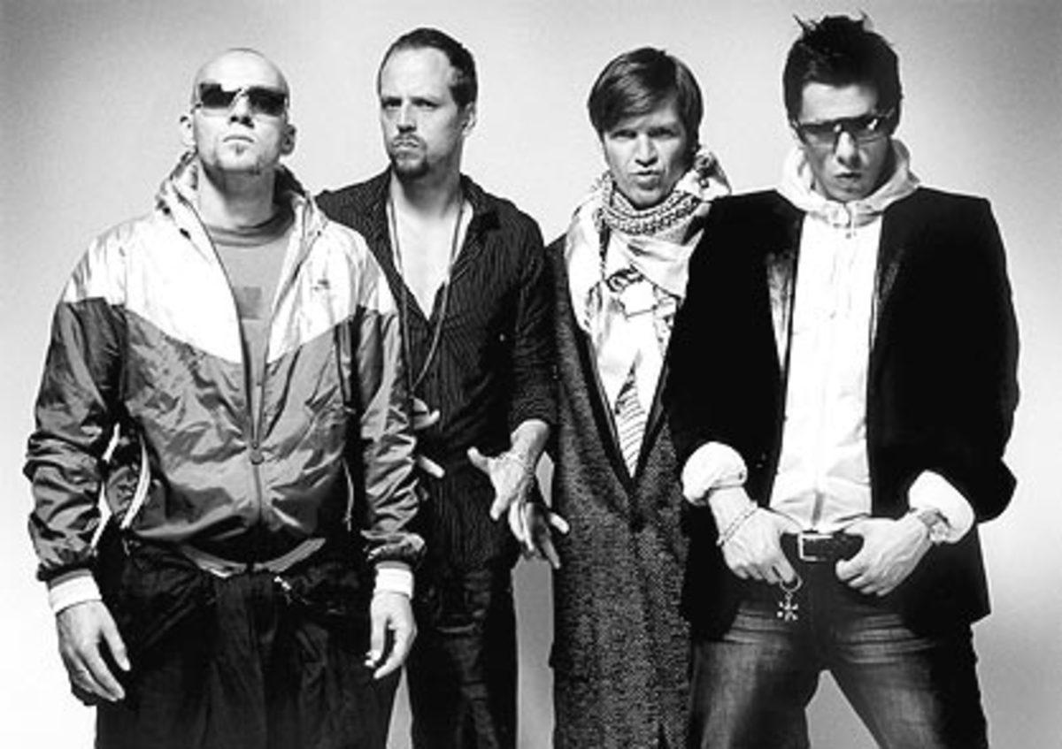 Die Fantastischen Vier's
