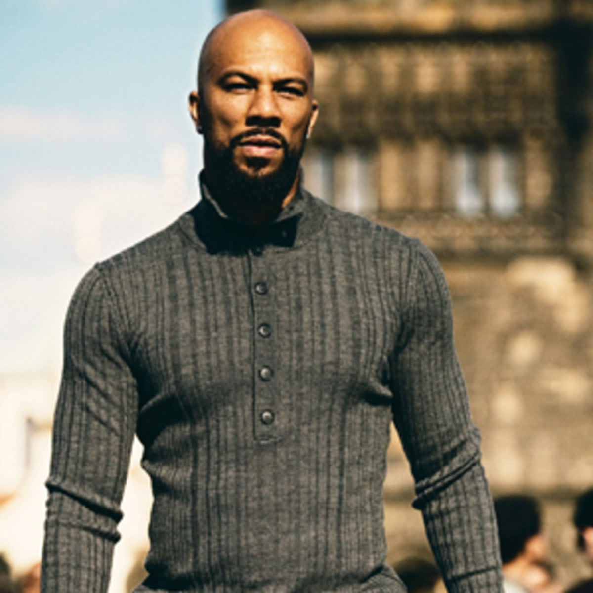 Common - Unique flow and delivery well respected artist.
