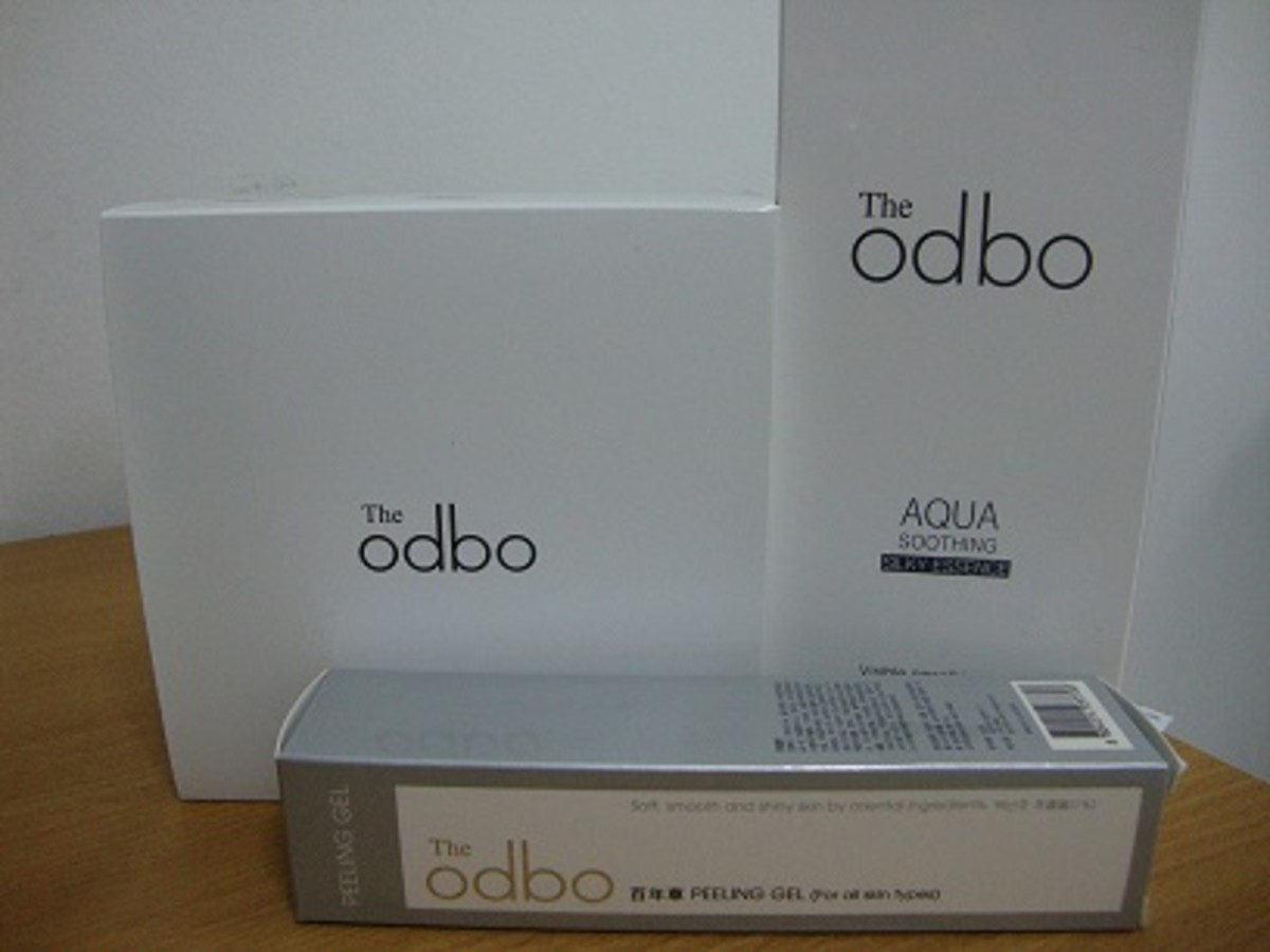 Some of the recommended the odbo products.