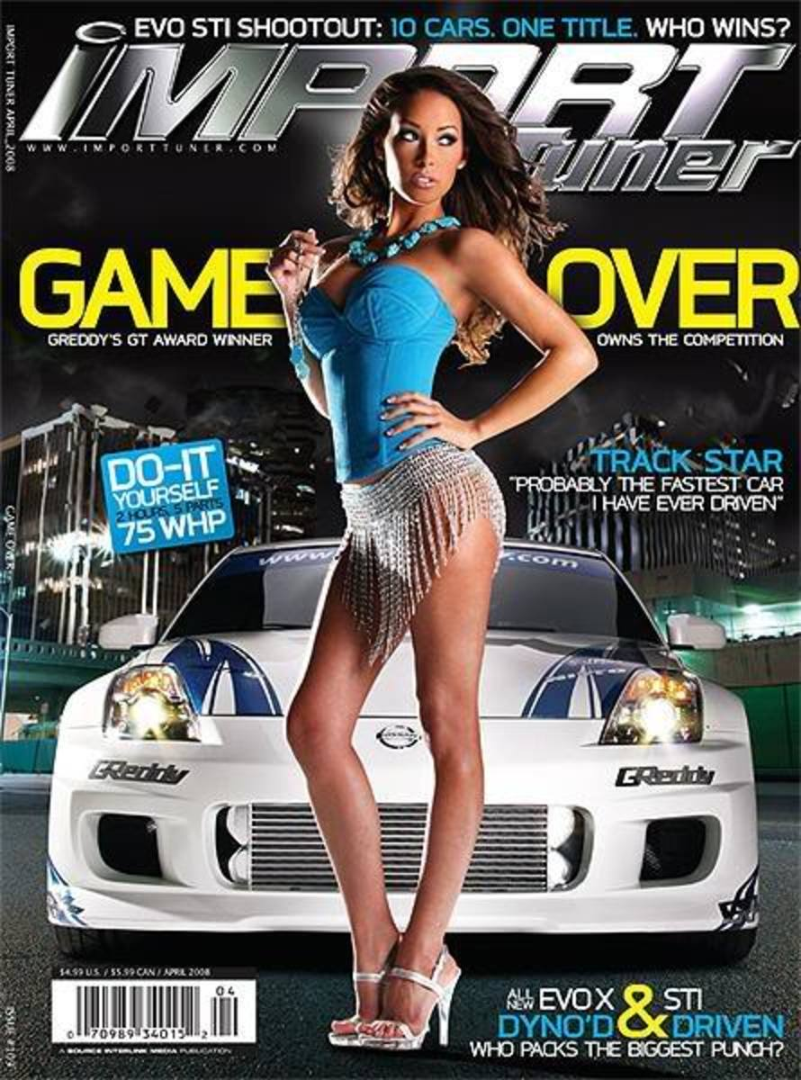 corissa-furr-import-tuner-magazine-model