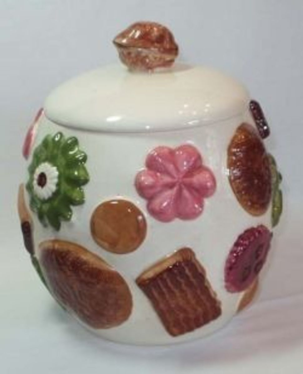 Collecting Vintage Cookie Jars