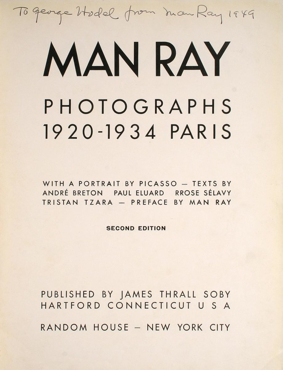 Photo courtesy of Imharnisch.com./Man Ray took nude photos of Tamar when she was only 11 or 12.