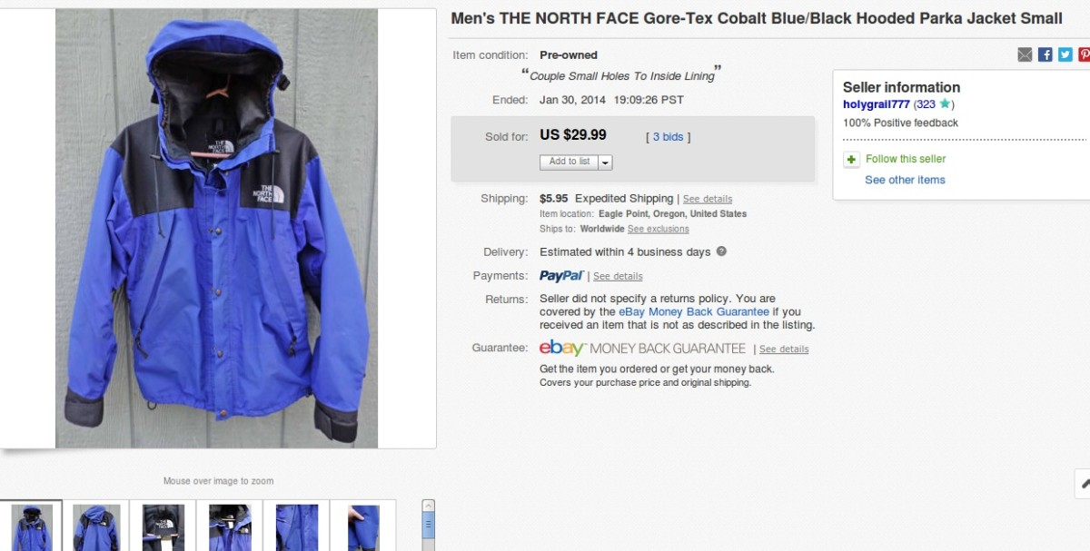 9511a8c1b8 Where and how to buy Authentic Vintage The North Face Gear