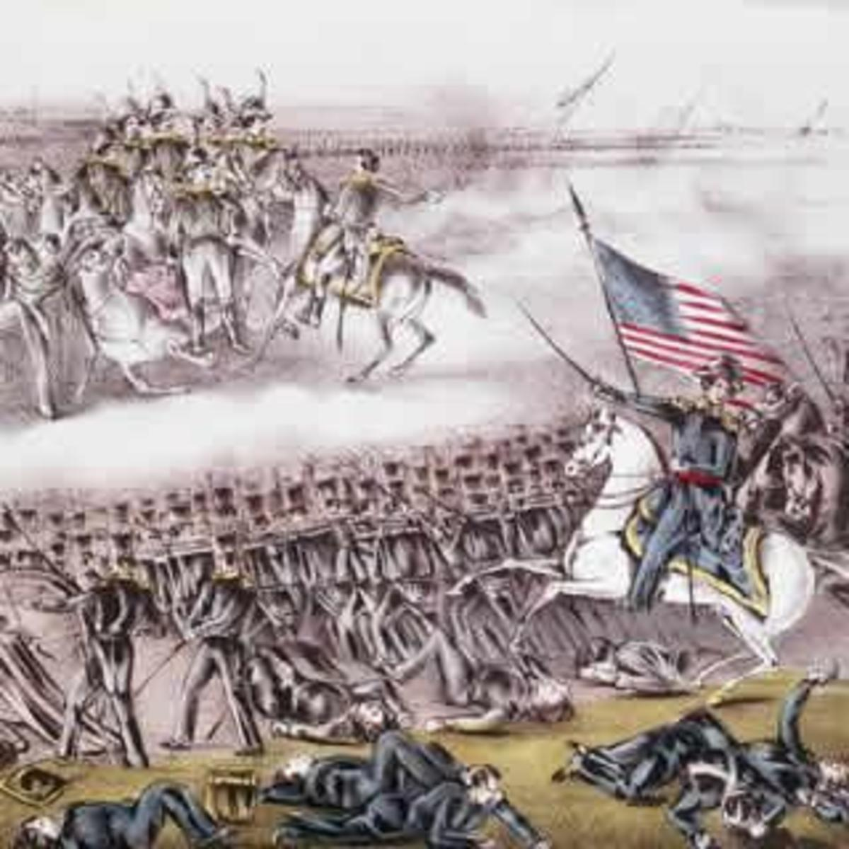 As a result of the Mexican War, the United States gained the Mexican Cession.