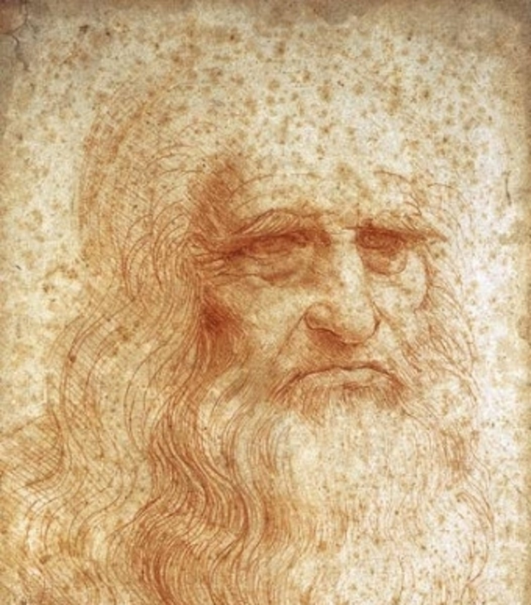 Leonardo da Vinci- The Genius