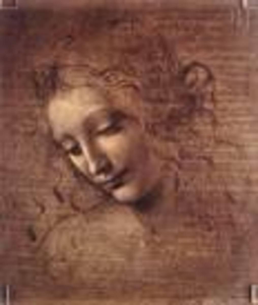 La Scapigliata--A Woman Uncombed--                    My Personal Favorite