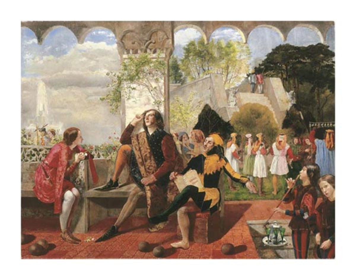 Who Where the Pre-Raphaelite Artist's Models