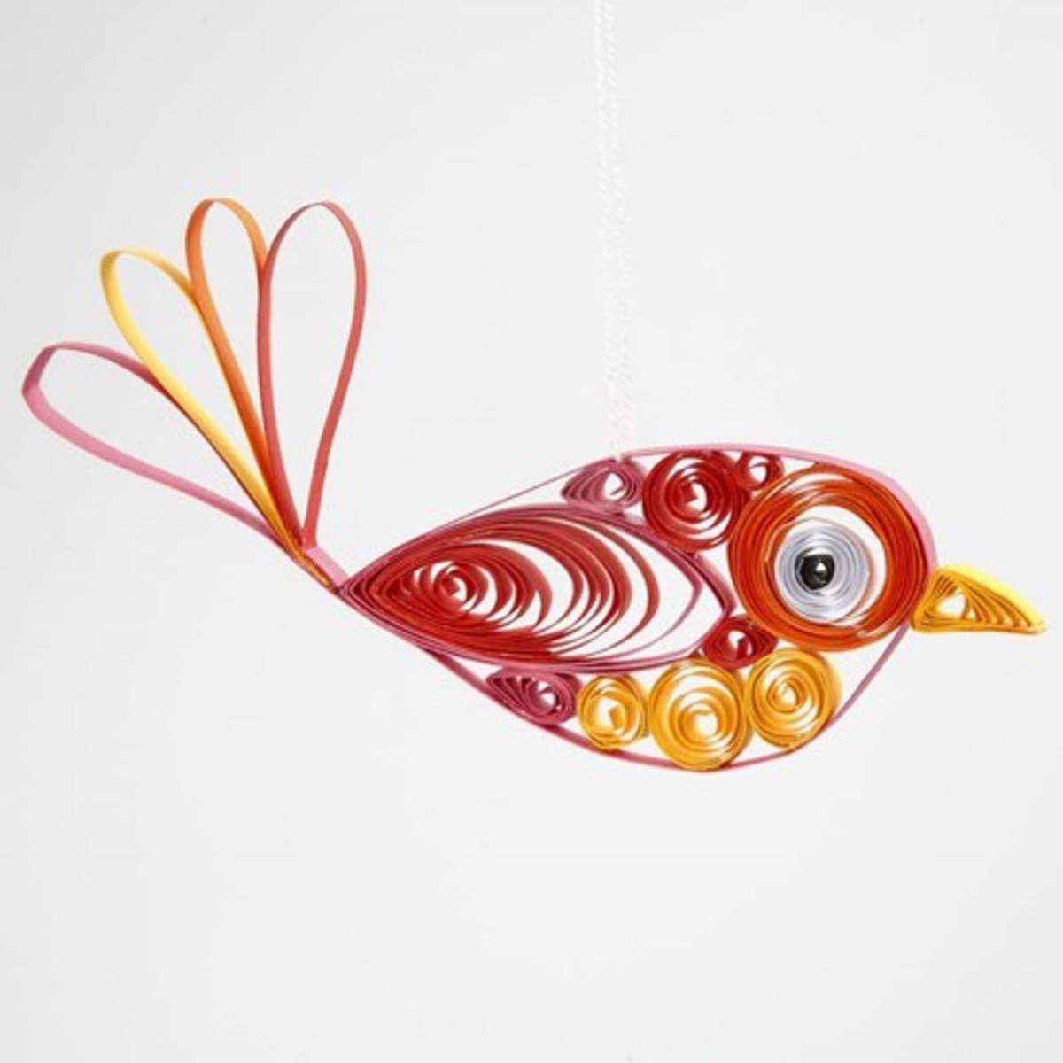 Free quilling patterns and designs hubpages for Big quilling designs