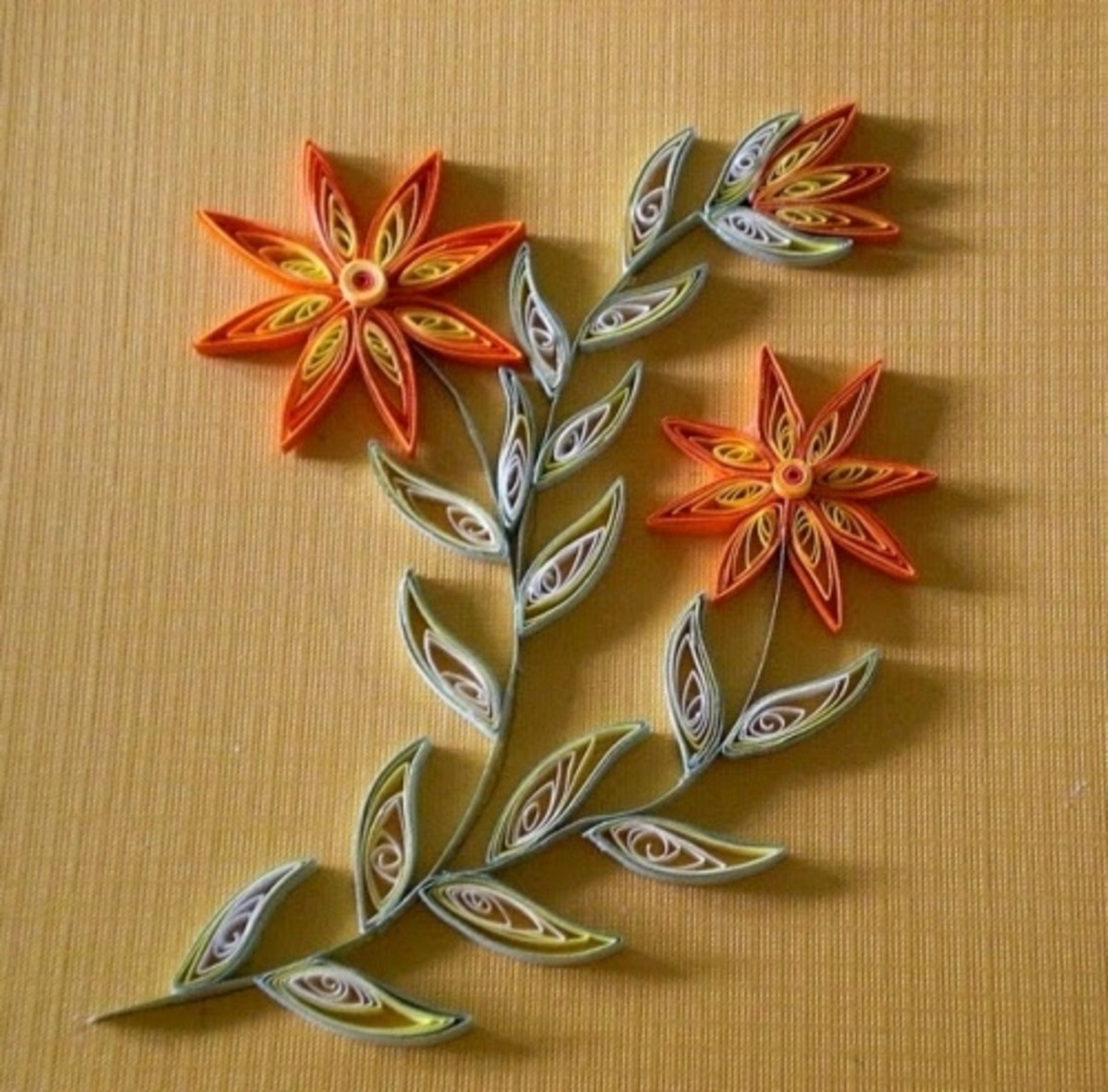 Free quilling patterns and designs hubpages for How to quilling designs
