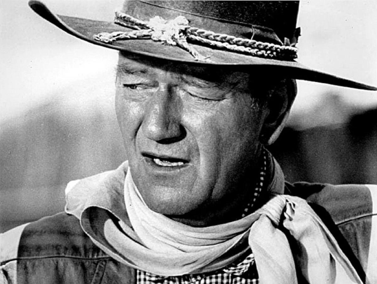 John Wayne was born in Winterset, Iowa