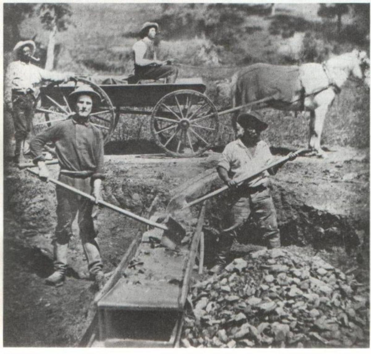 Oklahoma Treasure: Searching for Gold in California